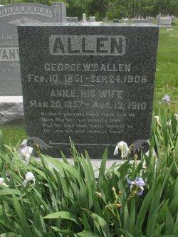 Ann E <I>Johnson</I> Allen
