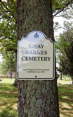 Gray-Barnes Cemetery