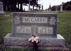 John Irenuius McGarry