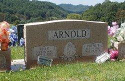 Cliffie Elizabeth <I>Phillips</I> Arnold