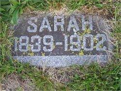 Sarah Tilman