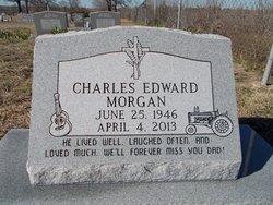 """Charles Edward """"Charlie"""" Morgan"""