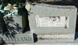 Grover Washington Cleveland