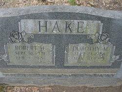 Dorothy Marie <I>Greisiger</I> Hake