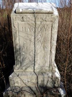 "James Harvey ""Harvey"" Alderman"