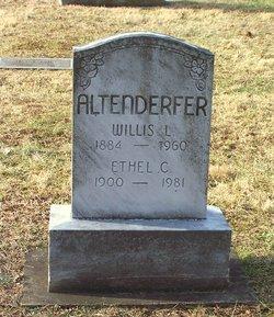 Willis Loose Altenderfer