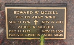 Alice K McGill