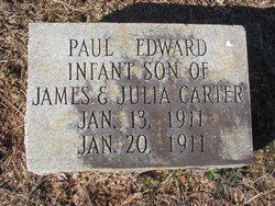 Paul Edward Carter