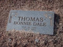 Bonnie Dale <I>Munger</I> Thomas