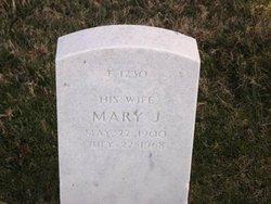 Mary J. <I>Smith</I> Ahearn