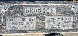Orpha Belle <I>Bodily</I> Bronson