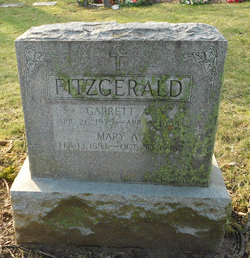 Mary A Fitzgerald