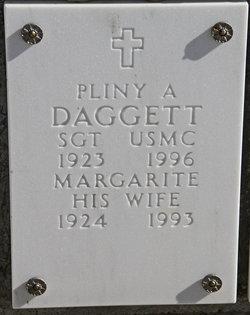 Pliny A Daggett