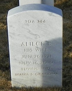 Aliece B Welch