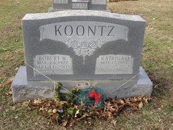 """Katrina """"Pat"""" <I>Oland</I> Koontz"""