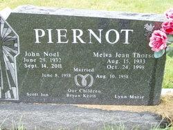 Melva Jean <I>Thorson</I> Piernot