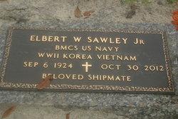 Elbert William Sawley, Jr