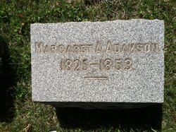 Margaret Ann <I>Alby</I> Adamson
