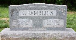 Mabel Louise <I>Smith</I> Chambliss