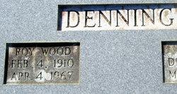 Roy Wood Denning