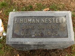 E Homan Nestell