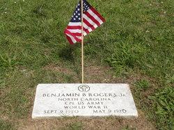 Benjamin Boyd Rogers, Jr