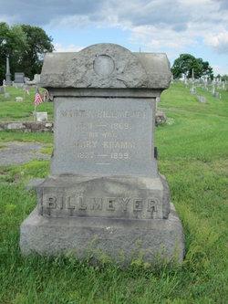 Martin Billmeyer, II