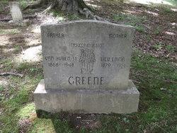 Lieu Emma <I>Webb</I> Greene