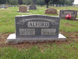 Myra Mae <I>Bishop</I> Alford