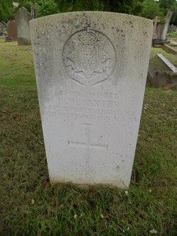 "Private Percival William ""Percy"" Baxter"