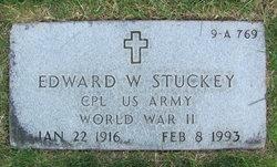 CPL Edward W. Stuckey