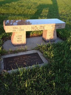 Paul Holme