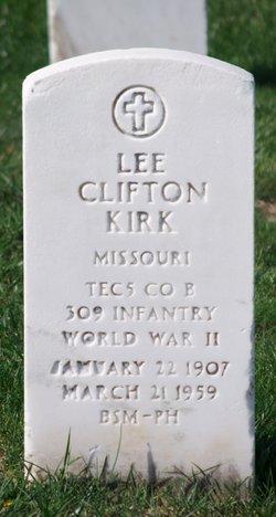 Lee Clifton Kirk
