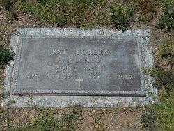 Pat Forbes
