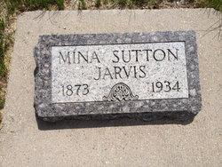"Jemina ""Mina"" <I>Sutton</I> Jarvis"