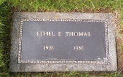 Ethel Eldora Thomas