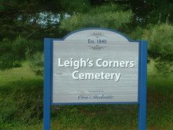 Leigh's Corners Cemetery