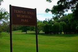 Temple Sinai Memorial Park
