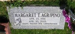 Margaret T Agripino