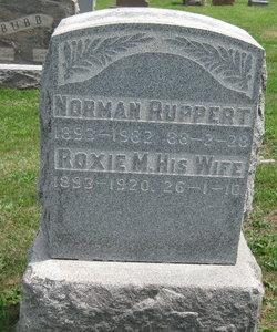 Roxie M <I>Miller</I> Ruppert