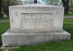 Margaret Frances <I>McGann</I> Stevens