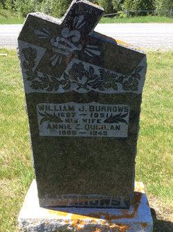 William John Burrows