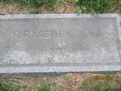 Elizabeth L. <I>Fifer</I> Agee
