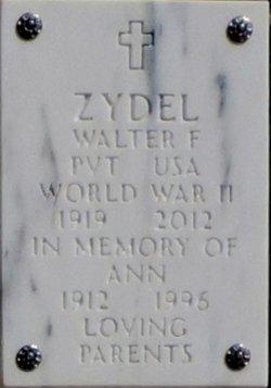 Ann Zydel