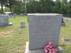 Addie Virginia <I>Booker</I> Reynolds