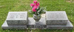 "Thaddeus R. ""Dick"" Baldwin"