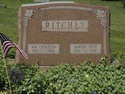 Martha <I>Duff</I> Ritchey