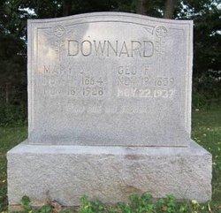 George F Downard