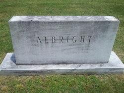 Rev William Thomas Albright