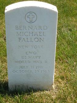 Bernard Michael Fallon